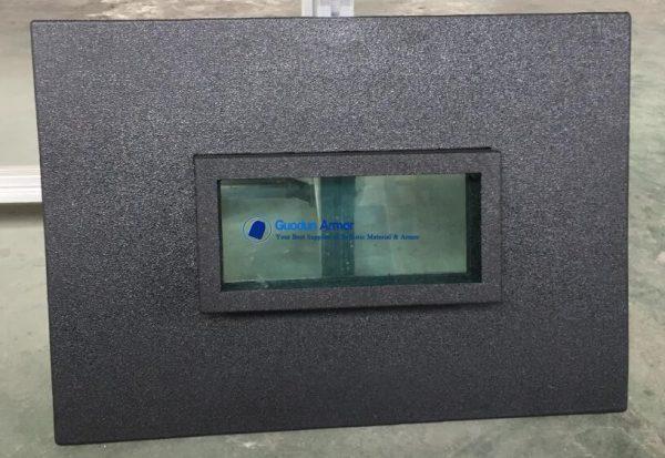 Bulletproof Panel with window