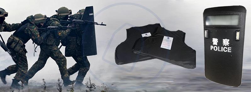Bulletproof Vest and Body Armor
