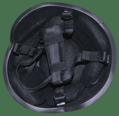 MICH Bulletproof Helmet Inside