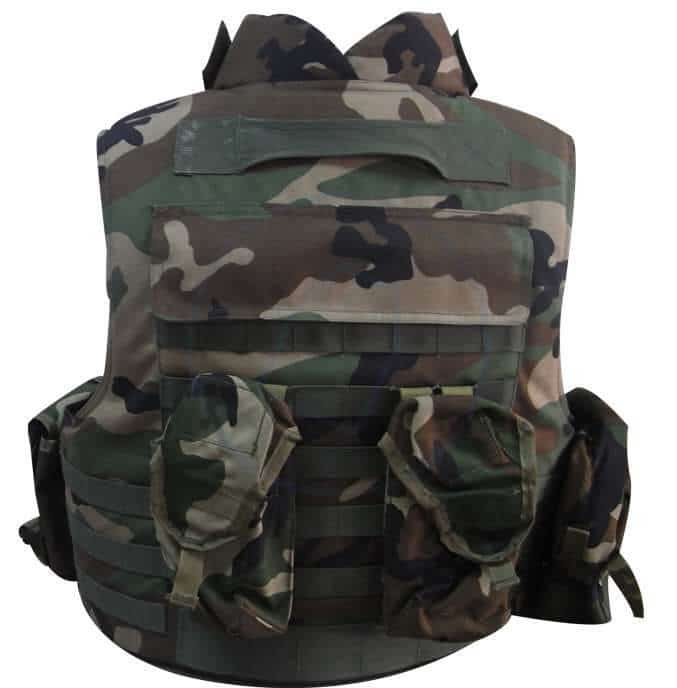 Tactical Vest Plate Carrier (4)