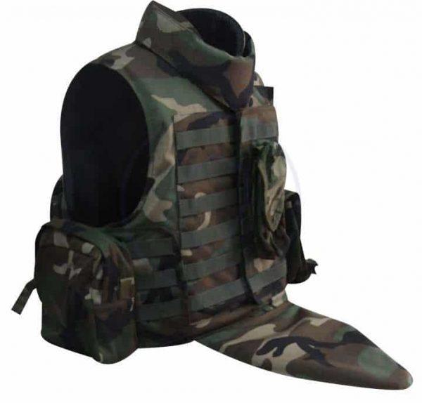 Tactical Vest Plate Carrier (6)