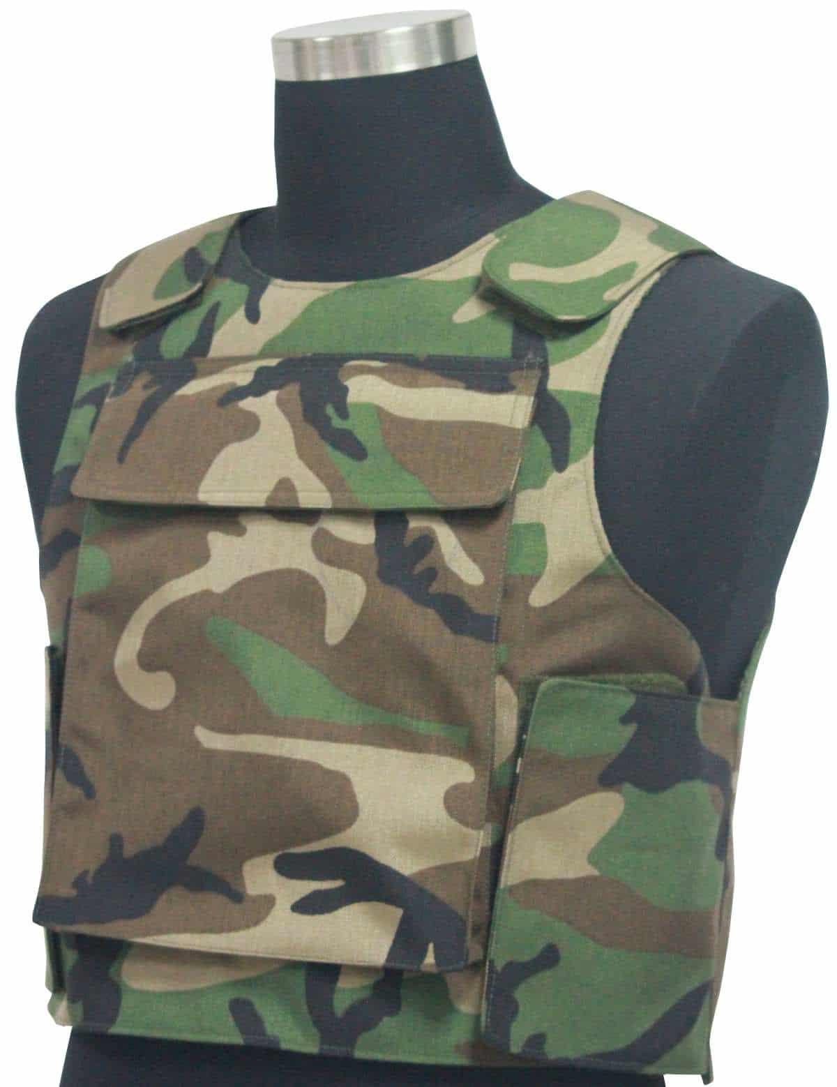 Tactical Vest Plate Carrier (80)