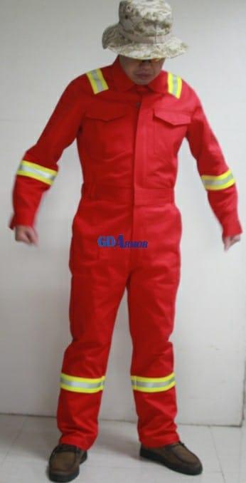 Anti Flame Fire Retardant Suit