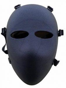 bulletproof face mask