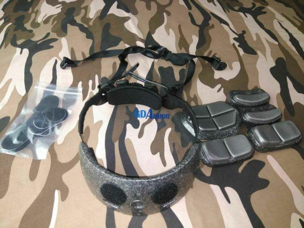 guodun armor bulletproof helmet (6)