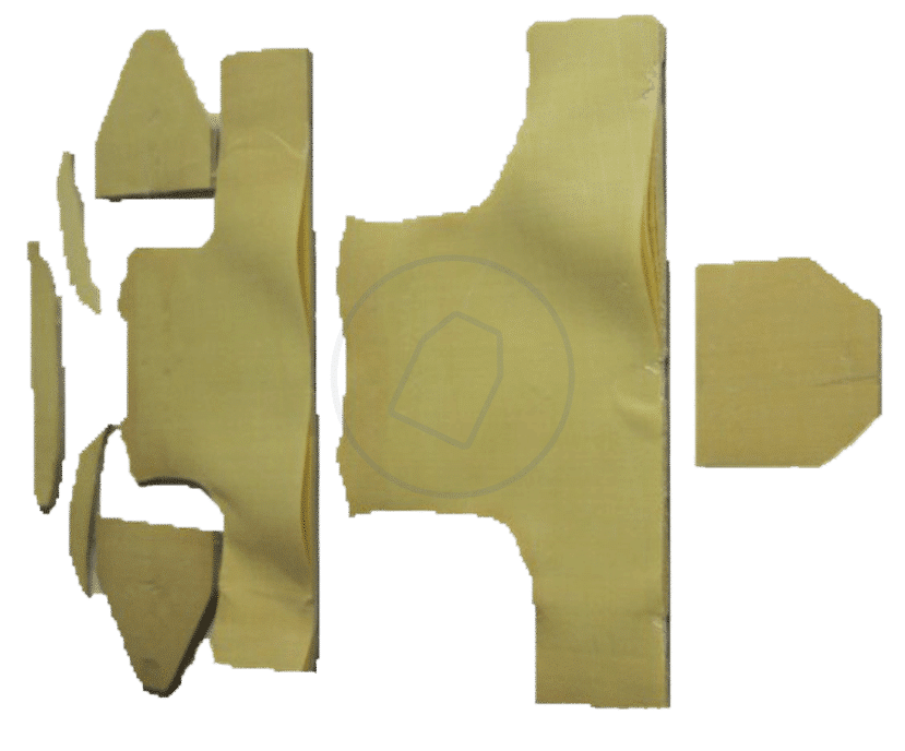 guodun soft armor panel (4)